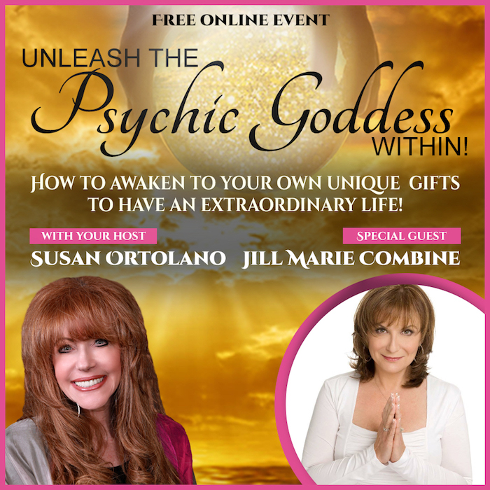 Unleash The Psychic Goddess Within Interview Series